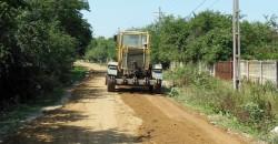 Reparatie drumuri comuna Trivalea Mosteni 11