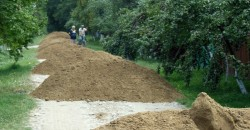 Reparatie drumuri comuna Trivalea Mosteni 14