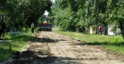 Reparatie drumuri comuna Trivalea Mosteni 6