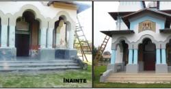 Trivalea Mosteni – Biserica sat Deparati
