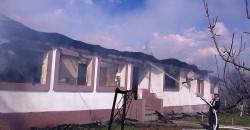 Trivalea Mosteni – SVSU Incendiu 3