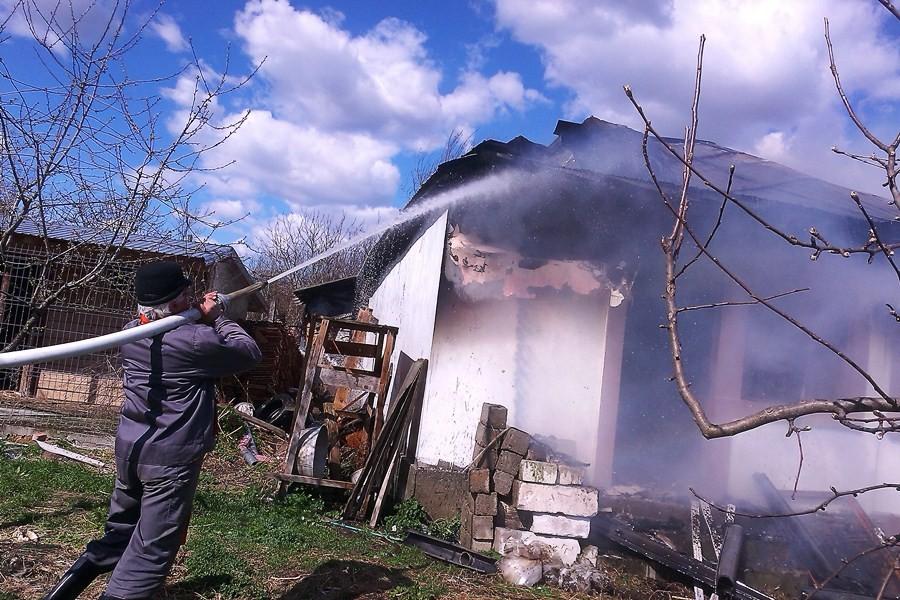 Trivalea Mosteni – SVSU Incendiu 5