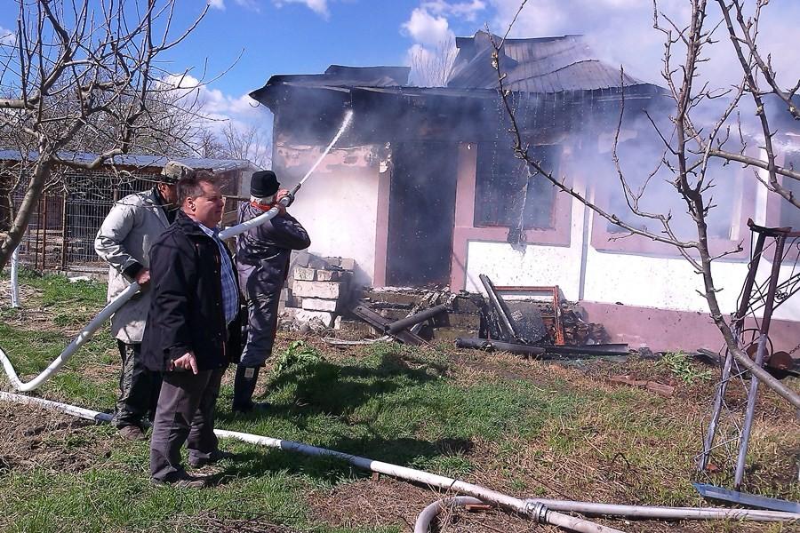 Trivalea Mosteni – SVSU Incendiu 8
