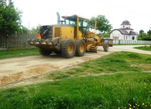 Reabilitare drumuri comunale 2015 - Trivalea Mosteni