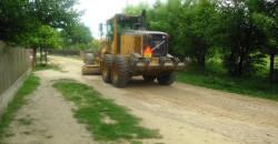 Reabilitare drumuri comunale 2015 – Trivalea Mosteni
