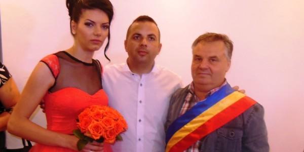 Comuna Trivalea-Mosteni primar Marius Bocancila