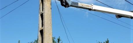 Trivalea Mosteni – instalare sistem iluminat LED-uri4